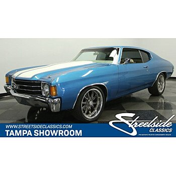 1972 Chevrolet Chevelle for sale 101057493