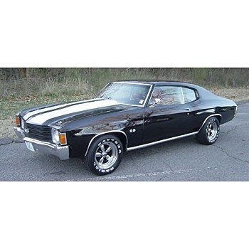 1972 Chevrolet Chevelle for sale 101081779
