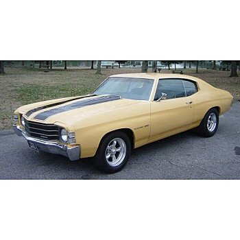 1972 Chevrolet Chevelle for sale 101081782
