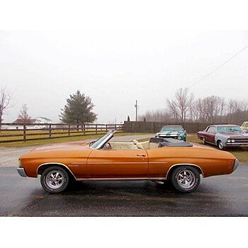 1972 Chevrolet Chevelle for sale 101093989