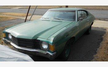 1972 Chevrolet Chevelle Malibu for sale 101191026
