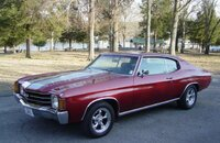 1972 Chevrolet Chevelle SS for sale 101250134