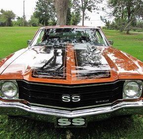 1972 Chevrolet Chevelle for sale 101357380