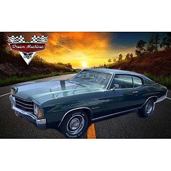 1972 Chevrolet Chevelle for sale 101384807