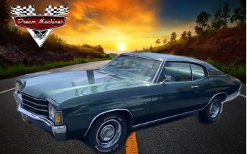 1972 Chevrolet Chevelle for sale 101384807