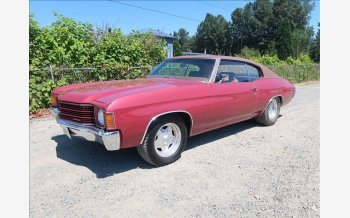 1972 Chevrolet Chevelle SS for sale 101553367