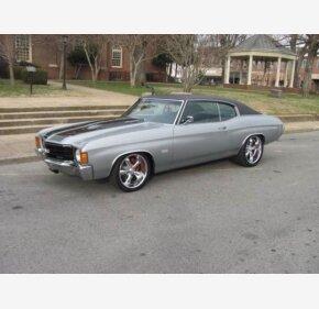 1972 Chevrolet Chevelle for sale 100826461
