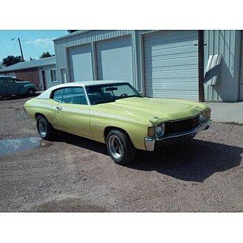 1972 Chevrolet Chevelle for sale 100871587