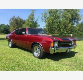 1972 Chevrolet Chevelle for sale 100900310