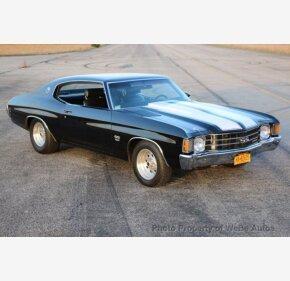 1972 Chevrolet Chevelle for sale 100924157