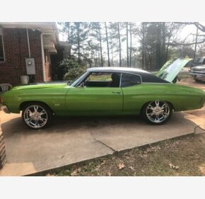 1972 Chevrolet Chevelle SS for sale 100952634