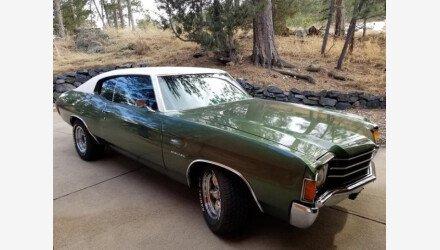 1972 Chevrolet Chevelle for sale 100969639