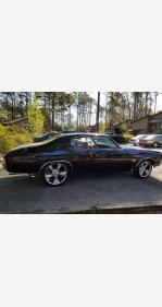 1972 Chevrolet Chevelle SS for sale 100970466