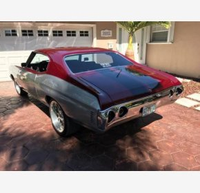 1972 Chevrolet Chevelle SS for sale 101004474