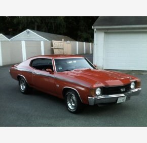 1972 Chevrolet Chevelle for sale 101027571