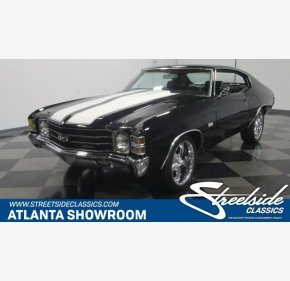 1972 Chevrolet Chevelle for sale 101035695