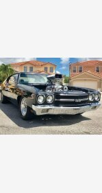 1972 Chevrolet Chevelle for sale 101062091