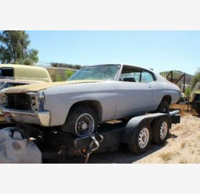 1972 Chevrolet Chevelle for sale 101075151