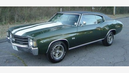 1972 Chevrolet Chevelle for sale 101081774