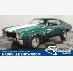 1972 Chevrolet Chevelle for sale 101089193