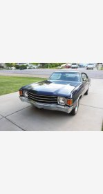 1972 Chevrolet Chevelle for sale 101165313