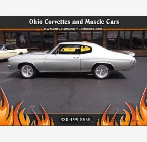 1972 Chevrolet Chevelle for sale 101178721