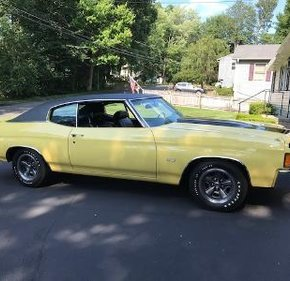 1972 Chevrolet Chevelle SS for sale 101181345