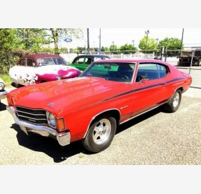 1972 Chevrolet Chevelle for sale 101185615