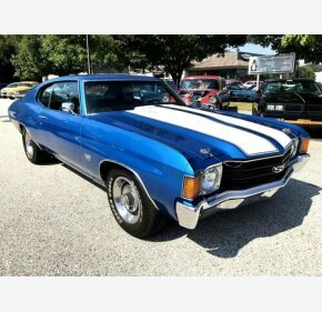 1972 Chevrolet Chevelle for sale 101185627