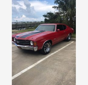 1972 Chevrolet Chevelle for sale 101192889