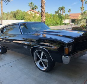 1972 Chevrolet Chevelle Malibu for sale 101194142