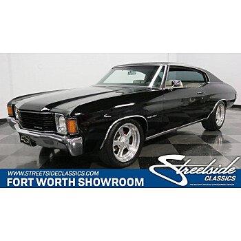1972 Chevrolet Chevelle for sale 101204752