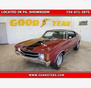1972 Chevrolet Chevelle for sale 101206307