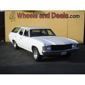 1972 Chevrolet Chevelle for sale 101207025
