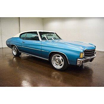 1972 Chevrolet Chevelle for sale 101208600