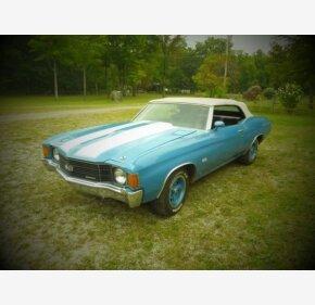 1972 Chevrolet Chevelle for sale 101208690