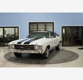 1972 Chevrolet Chevelle for sale 101209280