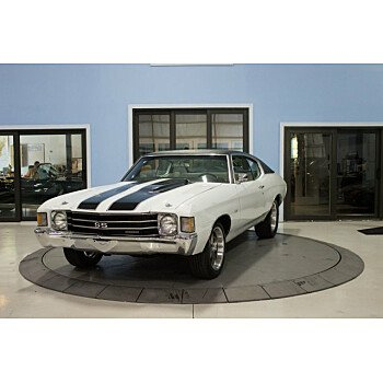 1972 Chevrolet Chevelle for sale 101209280