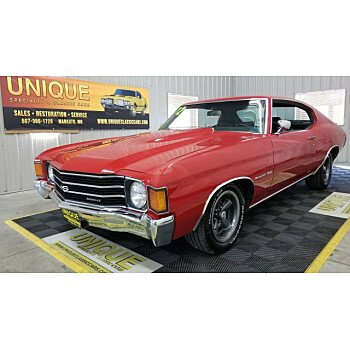 1972 Chevrolet Chevelle for sale 101210174