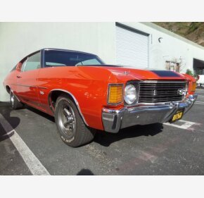 1972 Chevrolet Chevelle for sale 101210709