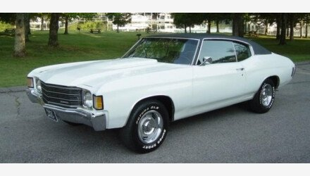 1972 Chevrolet Chevelle for sale 101211903