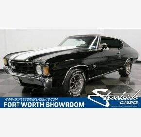 1972 Chevrolet Chevelle for sale 101218325