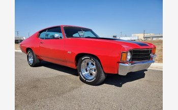1972 Chevrolet Chevelle for sale 101219089