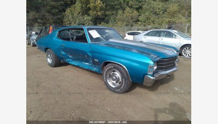 1972 Chevrolet Chevelle for sale 101219684