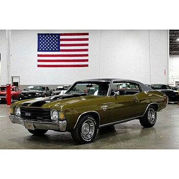 1972 Chevrolet Chevelle for sale 101226247