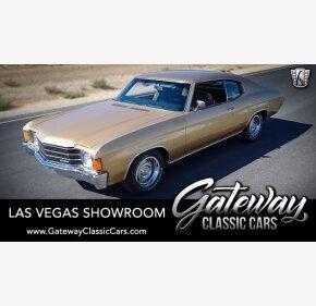 1972 Chevrolet Chevelle Malibu for sale 101227064