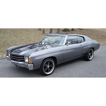 1972 Chevrolet Chevelle for sale 101244412