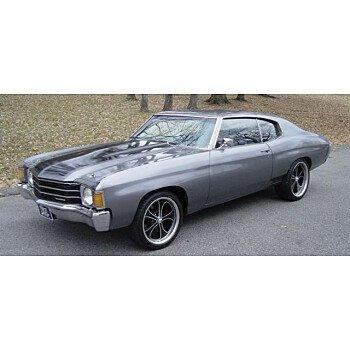 1972 Chevrolet Chevelle for sale 101244412