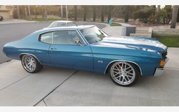 1972 Chevrolet Chevelle SS for sale 101251511