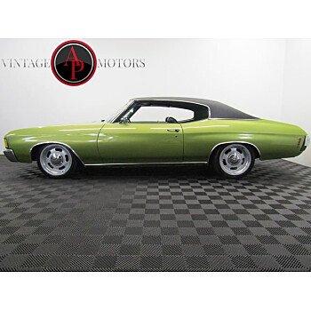 1972 Chevrolet Chevelle for sale 101254494